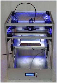 Vulcanus V1 Reprap 3D-Printer for about 300€   Instructables