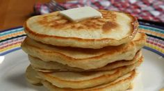 Good Old-Fashioned Pancakes Allrecipes.com