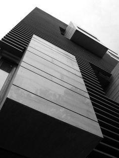 Pol-e-Roomi Office Building  Location : Tehran  Architect: Fluid Motion Architects , Reza Daneshmir ,Catherine Spiridonoff  Date : 2005-2007  Area : 1600