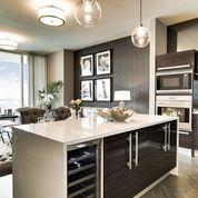 High Rise Glamour - contemporary - kitchen - miami - L.Pumpa Designs