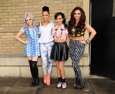 See Little Mix's 3-Year Style Evolution | Twist