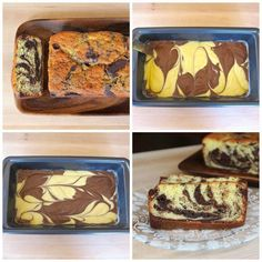 Marble Cake - Learn a foolproof method for making deliciously soft and tender marble cake, inspired by traditional German marble cake. Marble Cake Recipe Moist, Marble Cake Recipes, Dessert Recipes, Pie Recipes, Just Desserts, Delicious Desserts, Small Birthday Cakes, 4th Birthday, Chocolate Marble Cake