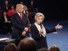 Clinton y Trump volvieron a verse las caras en San Luis. El candidato republicano prometió que si llega a la presidencia creará una fiscalía especial para examinar el escándalo de los correos electrónicos de Clinton.