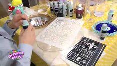 Cadence Magic Glass(Cam Kumlama) - Derya'nın Dünyası Ürün Tanıtımı
