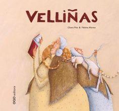 Velliñas-OQO #candeloria, #amor, #álbum_ilustrado