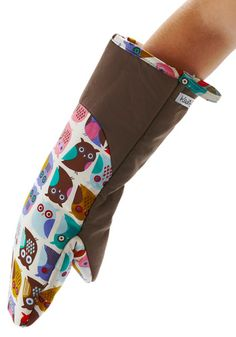 If You Cant Stand the Hoot Oven Mitt, #ModCloth