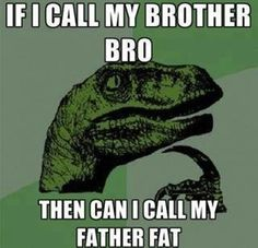 "philosoraptor (incorrect, it should be Fa due to the fact we exclude ""-ther"" in both"