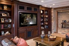 entertainment centers for living rooms | Beautiful Dura Supreme entertainment center ... | Living Room Living