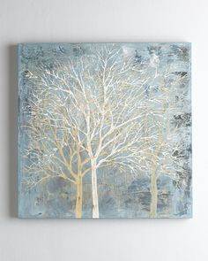 The Uttermost Co Forest Silhoutte Painting - Horchow