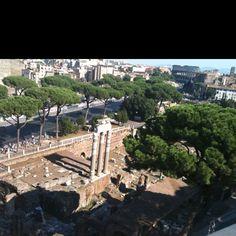 Forum... Rome