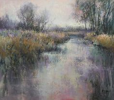 Richard McKinley: Sept 14 - 20, 2014 -- Pastel Landscapes: From Field Sketch to Studio Interpretation