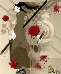 samurai. Asian ArtJapaneseCharacterSamurai ... fde3955ec05f