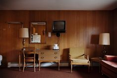 Be-Jax Sundowner Motel, Room 1 by Bradley P, via Flickr