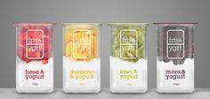 Like packaging design? Discover The Branding Journal's selection of beautiful yogurt packaging designs!