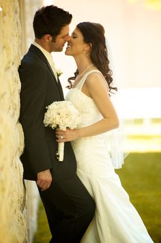 A lovely shot from Denver, Colorado wedding photographers Harbison Studios.
