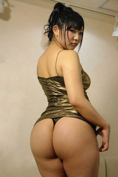 girl asses big asian Thick