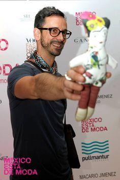 Macario Jiménez y Frida Chic