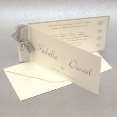 couture wedding stationery cheque book - Google Search