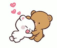 The perfect MilkAndMocha Love Hug Animated GIF for your conversation. Discover and Share the best GIFs on Tenor. Cute Couple Cartoon, Cute Cartoon Pictures, Cute Love Pictures, Cute Love Cartoons, Animiertes Gif, Hug Gif, Animated Gif, Cute Hug, Cute Love Gif
