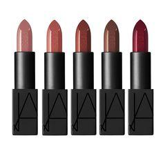#nars #lipstick wardrobe #makeup #maquillaje