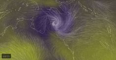 Intense Tropical Cyclone Ita is on course to strike Queensland, Australia with fierce winds, storm surge flooding and heavy rainfall.