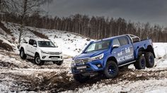 Arctic Trucks Toyota Hilux and Arctic Trucks Toyota Hilux Toyota Hilux, Rv Campers, 4x4, Arctic, Cars And Motorcycles, Offroad, Cool Cars, Jeep, Ford