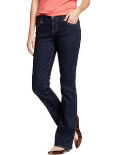Best Jeans for Apple Shape Figures: Bootcut Jeans