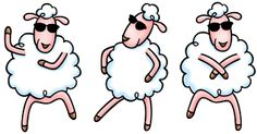 How About More Baaaa-rain Breaks? aka {Brain Breaks}