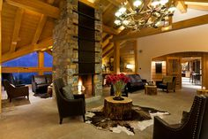 Dream Vacation: French Alps Chalet Emma For A Luxurious Cozy Winter | Decor Advisor
