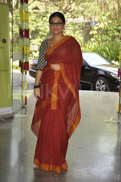 Vidya Balan, Rekha at Whistling Woods' Celebrate Cinema festival | PINKVILLA