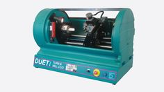 Benchtop combined Lathe and Mill — DUETi