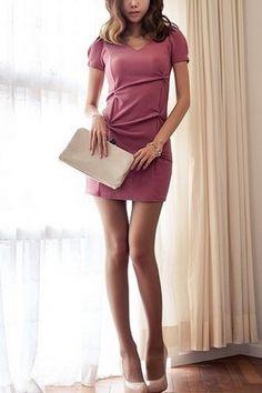 beautiful dress from OASAP.com