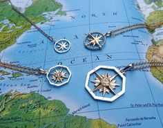 Compass Rose will remind your graduate that they are the navigators of their own future.  #classof2017 . . . #fb #tw
