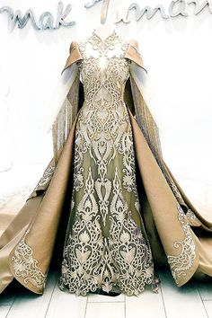 Making Things Up Again Couture Mode, Couture Fashion, Runway Fashion, Beautiful Gowns, Beautiful Outfits, Pretty Outfits, Pretty Dresses, Moroccan Dress, Morrocan Wedding Dress
