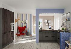 Petra-keittiöt Milka ja Riia | #keittiö #kitchen