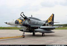 Brazilian Navy: McDonnell Douglas A-4KU Skyhawk (AF-1)