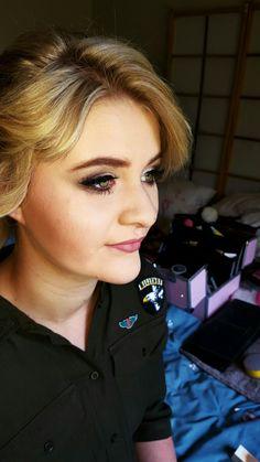 Matric Dance make-up 🌼