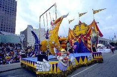 Circus float ideas