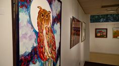 The Bartlett Art Association is showcasing their work until March 26th. You can also attend a reception on March 23rd! http://www.cbu.edu/default.aspx?p=124507&evtid=274240:3/22/2015