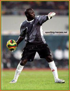 Rachad Chitou - Benin - Coupe d'afrique des nations 2008