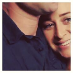 Offspring season 2 - Nina and Patrick - happiness! <--- This was such a great moment, well acted.