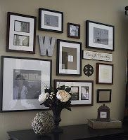 Foto galerie / The Inspired Collection: Gallery Wall