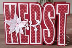 Diy Craft Projects, Diy Crafts, Christmas Diy, Christmas Cards, Letters, Artwork, Inspiration, Xmas Greeting Cards, Art Work