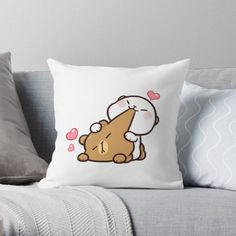 Cute Cartoon Pictures, Cute Cartoon Drawings, Cute Love Cartoons, Cute Funny Baby Videos, Cute Funny Babies, Arabic Eyes, Bubbles Wallpaper, Quotes Gif, Pillow Crafts
