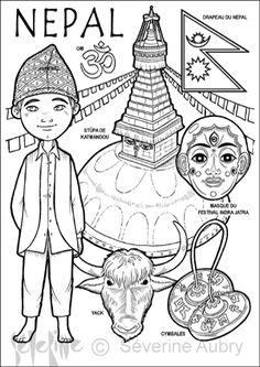 (...) Offrons le globe aux enfants, Qu'une journée au moins le globe apprenne la camaraderie, Les enfants prendront de nos mains le globe Ils y planteront des arbres immortels. Nazim Hikmet 53 pays à colorier, didactiques et ludiques depuis 2009 : les...
