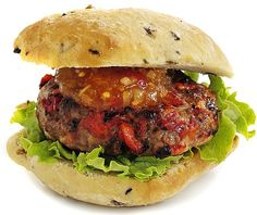 The Perfect Burger by the experts Seven top Chefs reveal their secret hamburger recipes