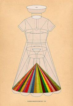 By Tracciamenti | Girl of Many Colors