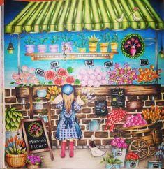 #kolorowanki #kolorowankidladorosłych #kolorowamafia #romanticcountry #romanticcountrycoloringbook #eriy #coloringbookforadults #coloring #colouring #coloring_masterpieces #coloringbook #adultcoloringbook #adultcoloring #majesticcoloring #nossaflorestaencantada #desenhoscolorir #prismacolor #prismacolorpremier #livrocoloriramo #artecomoterapia #coloringsecrets #coloring_secrets