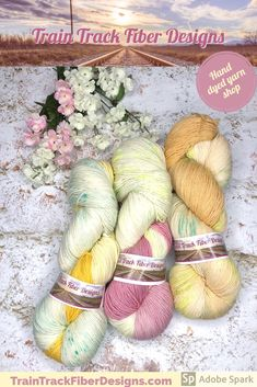 All yarn in stock is ready to ship! I have one of a kind colorways on sock/fingering weight yarn, sport weight yarn and DK weight yarn. All perfect for summer knitting Click through to shop! #handdyedyarn #sockyarn #fingeringyarn #sportyarn #dkyarn #miniyarnsets #miniyarnskeins #sparkleyarn #indiedyedyarn #knitting #crochet