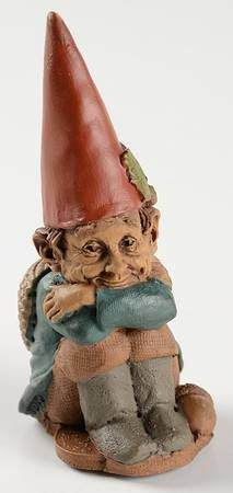 Tom Clark gnome..Clarence